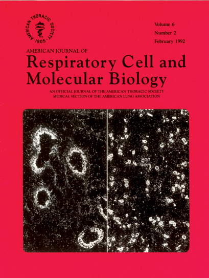 Respiratory Cell and Molecular Biology