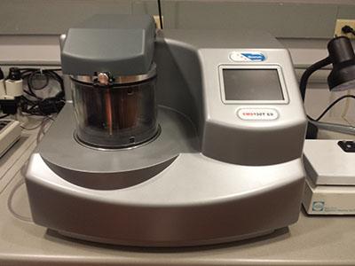 Iridium sputter coater